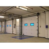 Quality 50mm-80mm Standard Lift Commercial Sectional Overhead Doors for sale