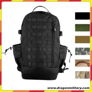 Quality High qualiity 600D black tactical gear black 35L medium transport pack for sale