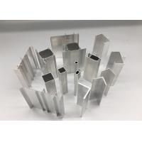 Quality High Precision Extruded Aluminum Profiles Acid Resistant GB/T 5237 Standard for sale