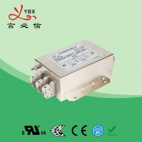 Quality Electric Passive Three Phase RFI Filter For Inverter 440V 480VAC 100A for sale
