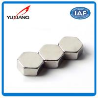 Quality Hexagon 5mm Custom Made Magnets NdFeB Magnet Composite Wide Application for sale