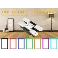 Quality Commercial Wood Frames Concealed Invisible Door Hinges Removable Door Hinges Germany for sale
