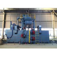 Quality High Efficiency Marbles Stone Blasting Machine 0.5 - 4 m / min Transportation Speed for sale