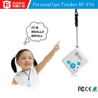 Quality long time standby gps tracker gps kids tracker mini necklace gps tracker for sale