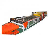 China Fully Automatic Gypsum Ceiling Machine For Laminating PVC Film on sale