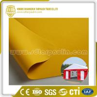 China Anti-corrosive PVC Coated Fabric for Tents on sale