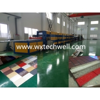 Quality Interior   Exterior Metal Sandwich Wall Panel Roll Forming Machine with Belt conveyor for sale