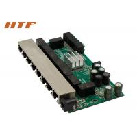 Quality Gigaibt 8 Port Network Switch Module , 1000Mbps Ethernet Hub Switch PCBA Board for sale