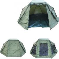 Quality 210D PU coating Oval shelter Carp Fishing Tent With ground pegs for sale