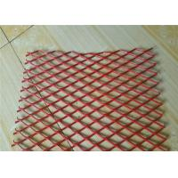Buy Colorful Expanded Stainless Steel Mesh with Firm Structure Diamond Hole at wholesale prices