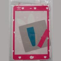 Quality Silk Printing Screen Protector for iPhone 4, 5, Film Skin, Printed, Phone Stickers  for sale