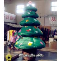 China Outdoor Yard Inflatables Christmas Decoration, Christmas Tree for Sale on sale
