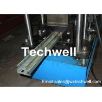 Quality Galvanized Coil or Carbon Steel Upright Rack Roll Forming Machine for 1.5-2.0MM Thickness Rack Upright for sale