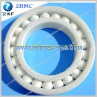 Quality High Temperature Full Complement Ceramic Ball Bearing 6010 for sale