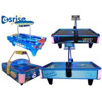 Quality Digital Tube Display Air Hockey Ping Pong Table Thickening Acrylic Mateiral for sale