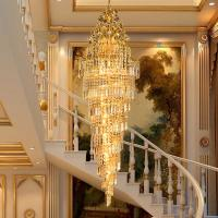 Quality Gold empire chandelier For Indoor home lighting Fixtures (WH-NC-12) for sale