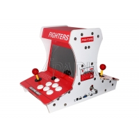 Quality Hardware Bar Top Arcade Cabinet Fighting home video Game Machine for sale