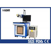 Quality Metal / Non Metal CO2 Laser Marking Machine , Air Cooling 3D Laser Engraving Machine for sale
