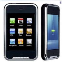 Quality 2.8inch Touch Screen MP4 Player with Speaker And SD Card Slot for sale