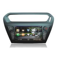 China ROEN ELYSEE Car TV DVD Player 7 Inch With Windows CE 6.0 GPS on sale
