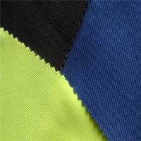 Quality Pure Cotton Twill Fire Resistant Cloth 10X7 Workwear Fabric For Safety Clothing for sale
