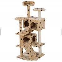 Quality Professional Manufacturer Customized Large Pet Cat Scratching Tree Product for sale