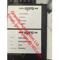 Quality Quality New EPRO Dual Channel Rotational Speed Monitor MMS 6310 NC:9100-00025 for sale
