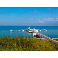 Quality Terminal Station LNG Regasification Terminal 2x20000m3 LNG Storage Tank Of CNCP for sale