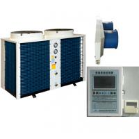 Quality 80 Deg.c Water Air Source High Temperature Heat Pump For Industry Heating & Drying for sale
