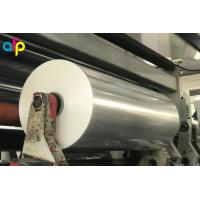 China Biodegradable Mulch Film Bioplastic Lamination Roll Scratch Resistant Glossy PLA Film on sale
