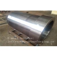 Hydro - Cylinder Alloy Steel Forgings C45 C35 4140 42CrMo4 Heat Treatment Rough for sale