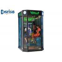 Quality Computer Commercial Ktv Karaoke Machine Fashion Design With Air Conditioning for sale