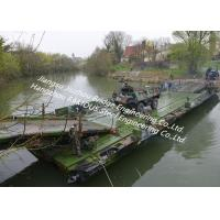 Quality Lightweight Composite Portable Steel Bridges for Military and Emergency Applications for sale