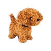 Quality Electronic Plush Toys Walking with barking Dog for sale