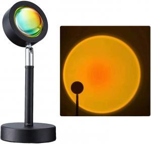 Quality Rainbow Sunrise 180cm Project Led Sunset Lamp SAA LED Table Light for sale
