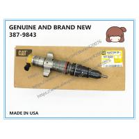 Quality GENUINE AND BRAND NEW CATERPILLAR DIESEL C9 FUEL INJECTOR HEUI 387-9432, 328-2576, 10R7223, 10R-7223 FOR 330D, 340D for sale