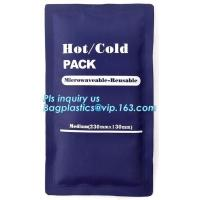 Sports Medicine Ice Bags, Flexible Ice Pack, Easy Seal Ice Cube Bags, Cool Bags & Ice Packs, First Aid Ice Pack, bagease