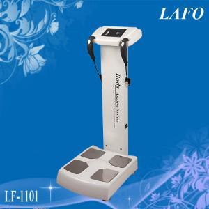 Quality 2017 BIO Body Composition Analyzer, Body Fat Analyzer, Body Analyzer Machine for sale