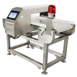 Buy Food Industry Analogy Digital Metal Detector HACCP Belt Speed During Running 0 at wholesale prices