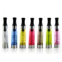 Quality electronic cigarette clearomizer ego screw thread dual coil or single coil ce4 atomizer for sale