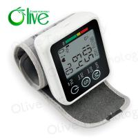 Quality 2015 hot promotion,portable wrist type blood pressure monitor for sale