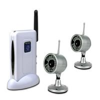 China Hidden CCTV Wireless Camera kitwith water proof designed CX-802I2 on sale
