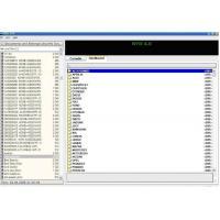 China NYO V4.0 Full Automotive Diagnostic Software For Odometer Radio Car Airbag Navigator wholesale