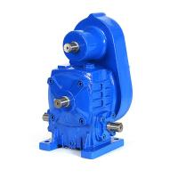Quality WPWA100 Ratio 25/50/60 gear box manual gear box dc motor for sale