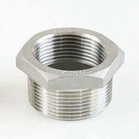 Quality High quality stainless steel Hex Bushing Hot sale ss316 ss304 ss201 for sale