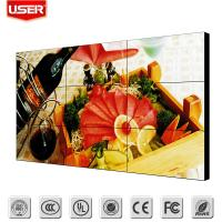 China Factory price super thin bezel /seamless 3x3 49 inch DID LCD video wall with HD matrix switcher video wall on sale