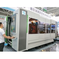 China 3000KG 500W 1kw 1070nm High Speed Laser Cutting Machine on sale