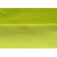 Quality EN20471 55% Cotton 45% Polyester HI VIS Fluorescent Fabric For Workwear for sale