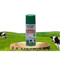 Quality Eco Friendly 500ml Livestock Marking Paint Spray MSDS Certificate for sale