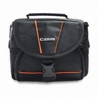 China Camera Bag/Camera Case for Canon, Made of Nylon Material on sale
